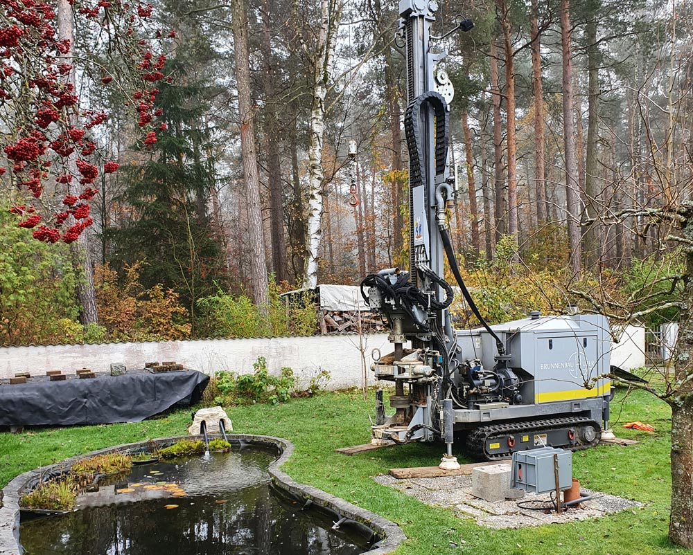 Trockenbohrung-Brunnenbau-Bohrung-Brunnenbau-Ingolstadt